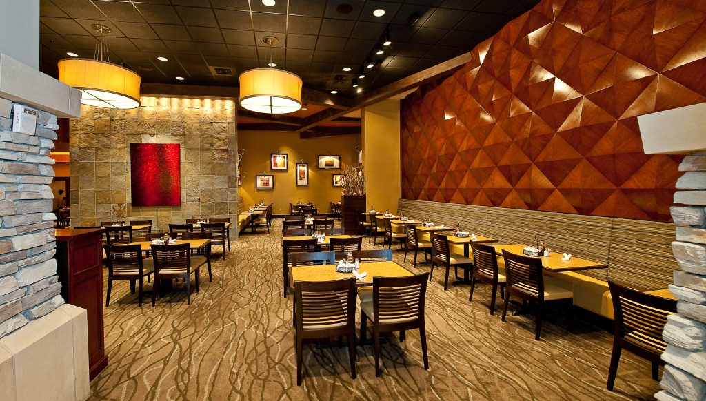 Prairie Band Casino, Buffet Construction completed by Kendall Construction