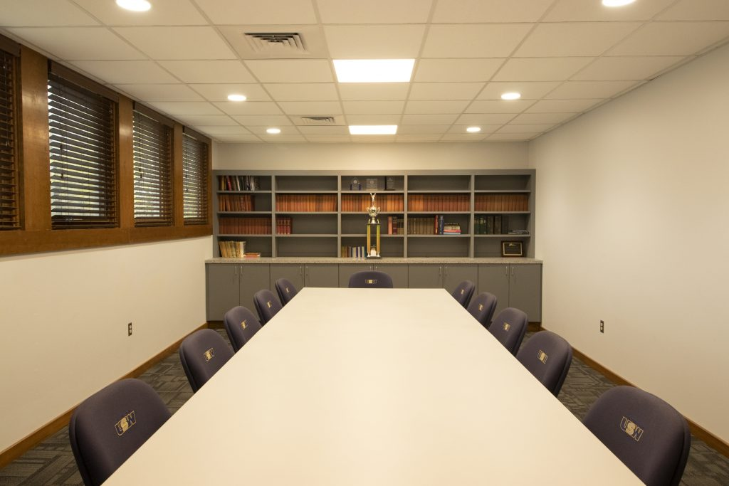 Photo of Iron Workers Union Interior conference room