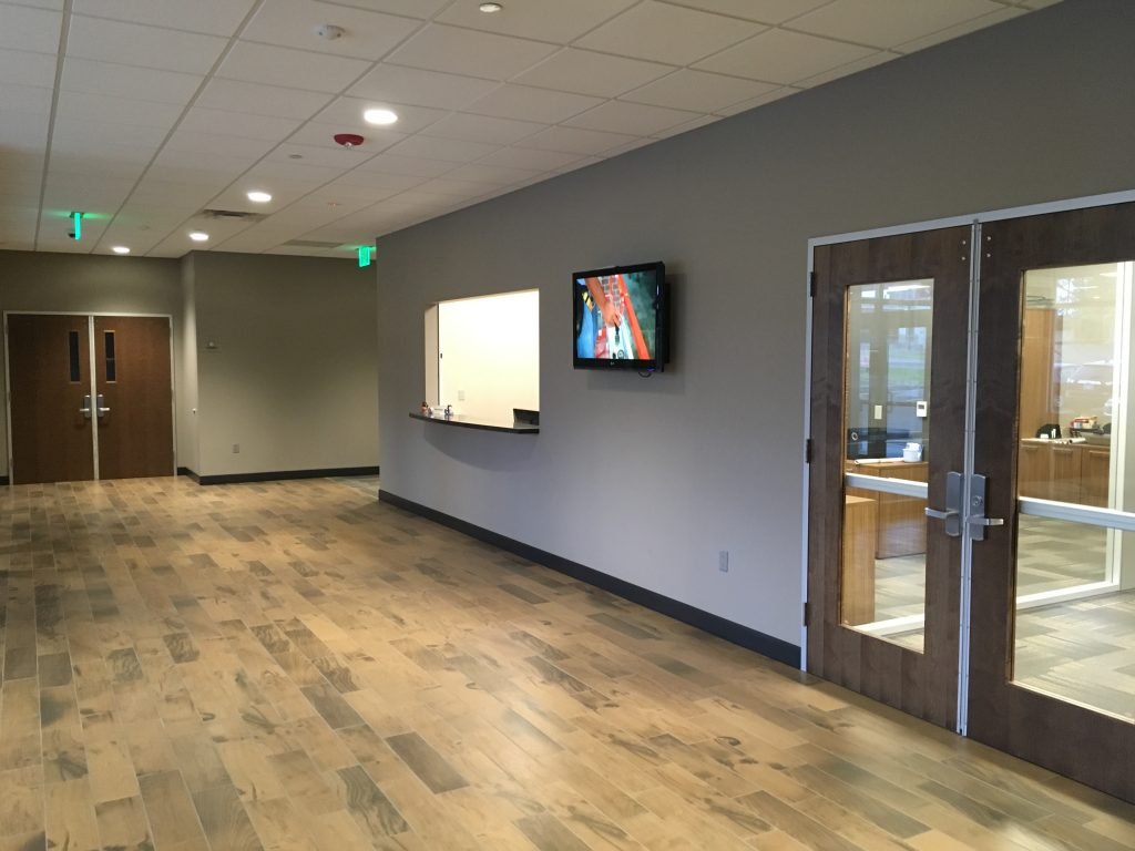 image of McElroy's Office Remodel | Construction completed by Kendall Construction