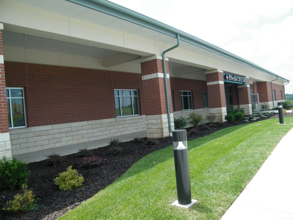 Tallgrass Medical Building Topeka, KS | Construction completed by Kendall Construction