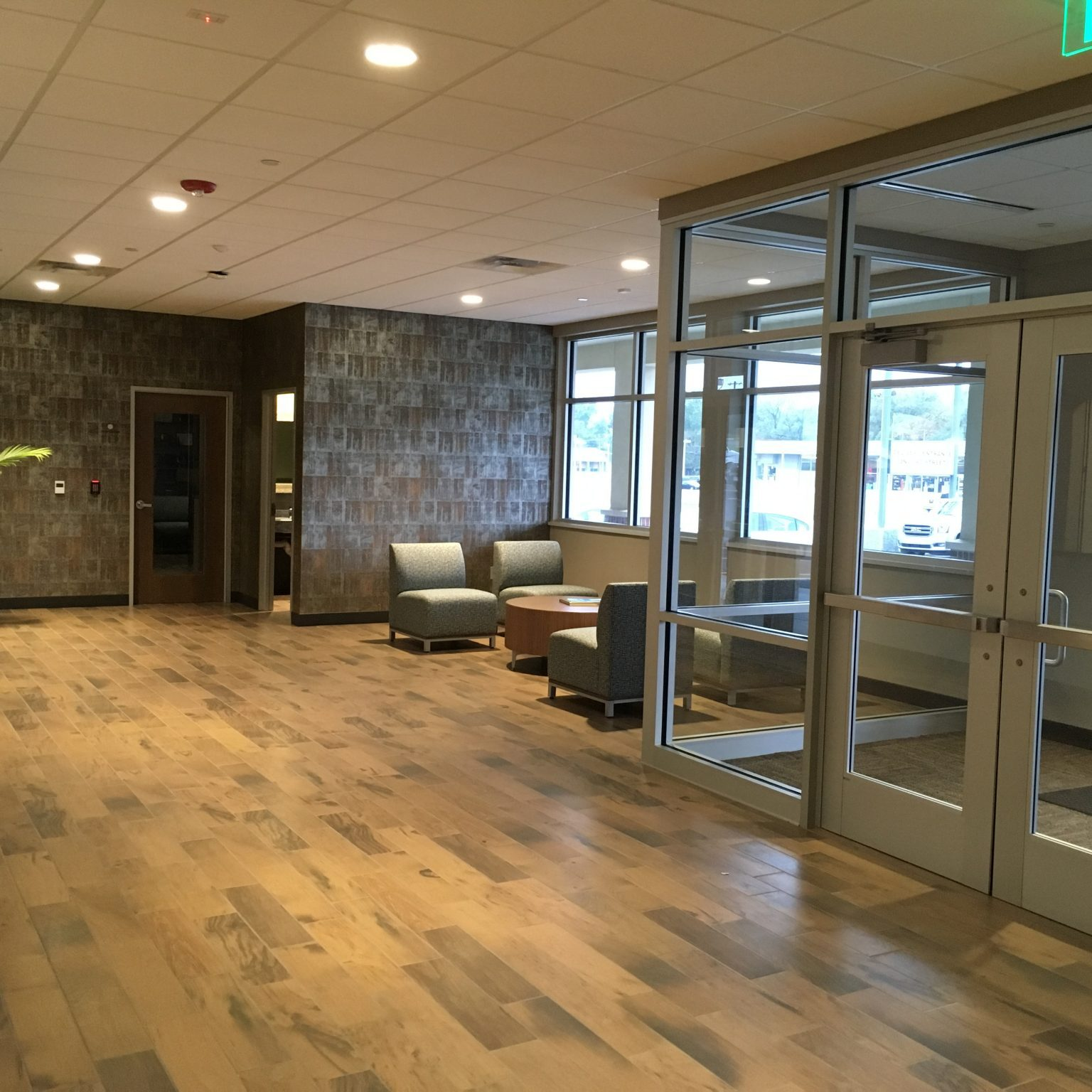 McElroy's Office Remodel | Construction Completed by Kendall Construction