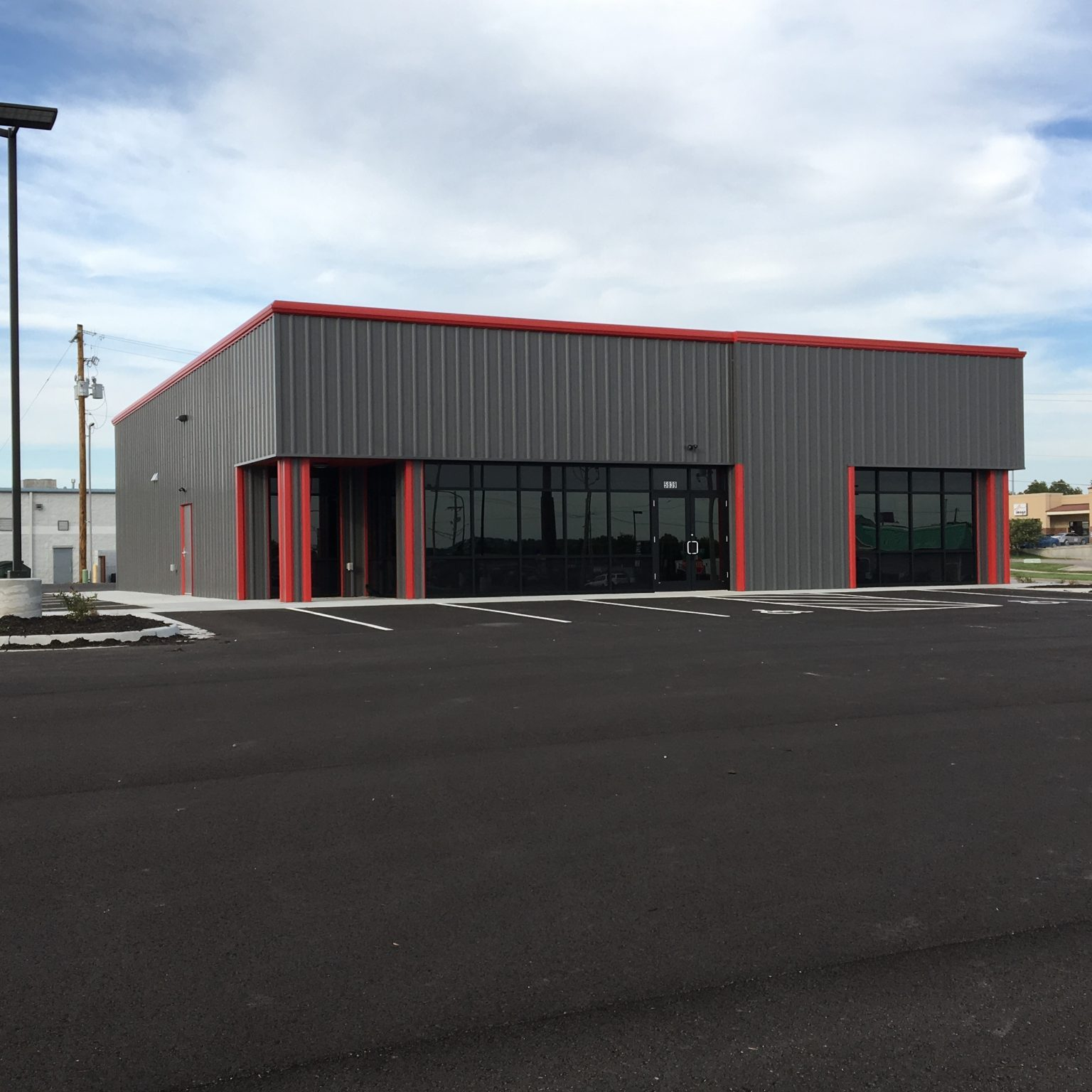 image of Lewis Toyota Topeka | Construction completed by Kendall Construction